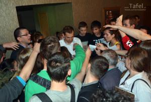 Spotkanie w Świdnicy z młodzieżą