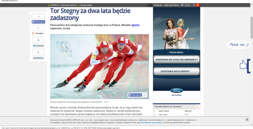 Źródło: sport.interia.pl/