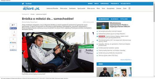 Źródło:http://www.polsatsport.pl/
