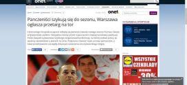 Panczeniści szykują się do sezonu, Warszawa ogłasza przetarg na tor