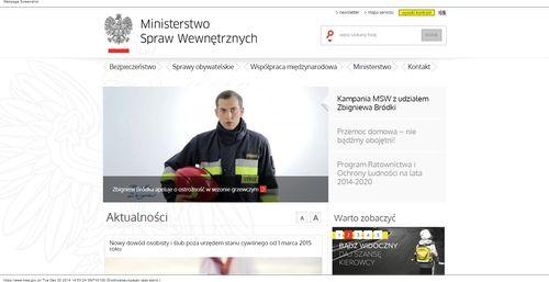 Ministerstwo Spraw Wewnętrznych_W500