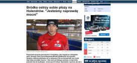 Zbigniew Bródka przed Pucharem Świata w Heerenveen  jesteśmy mocni - Sport w TVN24_W500