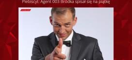 Zbigniew Bródka na 5. miejscu w Plebiscycie Przeglądu Sportowego - Mistrzowie Sportu_W500small