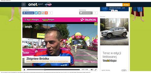 1800 kolarzy na starcie tegorocznej edycji Tour de Pologne dla amatorów - Sport_W500