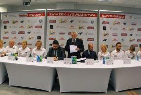 Konferencja prasowa PZŁS 2015