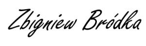 podpis logo