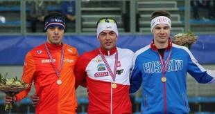 Zwycięstwo na 1500m w grupie B – PŚ w Stavanger – wyniki