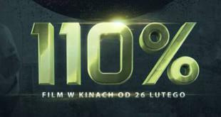 Prawdziwe oblicze sportu – Film 110% od 25 lutego w kinach